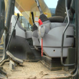 Excavatrice utilisée PC200-7, excavatrice utilisée PC200-7 du Japon KOMATSU de chenille