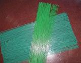 Оптовый отрезок Wire/PVC качества ранга покрыл/гальванизированная чернота обожженная/