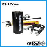 Цилиндр Sov одиночный действующий алюминиевый (SV25Y)
