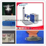 Laserengraver-Maschine Raycus der Faser-20W PlastikaluminiumEdelstahl-Plastikverkauf