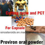 Poeder Mesterolone Proviron van de Steroïden van het Oestrogeen van de Fabrikant van 100% GMP het Standaard Anti