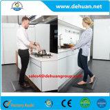 Estera superior de la comodidad de la PU de la estera anti de cuero extrema de la fatiga para la cocina