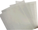 Gute Luft-Permeabilitäts-Thermo-Geklebtes nichtgewebtes Gewebe
