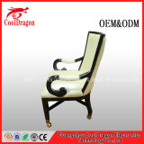 تصميم حديث معدن رخيصة كازينو كرسي تثبيت