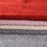 ウール/Polyester /Acrylic/アルパカの混合されたウールファブリックは冬の間、厚くおよび暖まる
