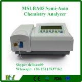 De semi-auto Analysator Draagbare Mslba05A van de Chemie