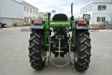 Suyuan Sy-454 4WDの農業の農場によって動かされるトラクター