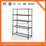 Aprovação ajustável Chrome Steel Garagem Ferramentas Storage Rack Shelf