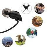 Verdrahtetes Earbuds für das Laufen in Ohr-Kopfhörer mit Mikrophonen