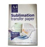Le papier de sublimation de papier de transfert de la chaleur A4 pour le transfert thermique met en forme de tasse des vêtements de chapeaux