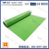 Grüne EVA-Schaumgummi-Ton-Beweis-Unterlage für lamellenförmig angeordneten Bodenbelag (EVA30-4)