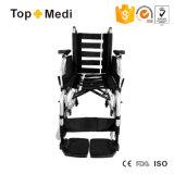 Новое прибытие! Кресло-коляска ширины регулируемого сиденья алюминиевая ручная