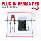 Pena da beleza do rolo de Derma da terapia de Microneedle da máquina da pena de Derma