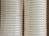 Perforateur ondulé à mur unique en plastique de pipe de PVC de PE de pp