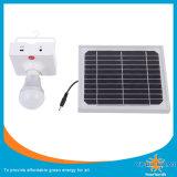 Linterna solar del LED con el regulador alejado
