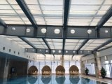 5 Stern-Hotel-Innenswimmingpool-Fenster-Rollen-Blendenverschluß