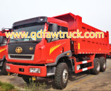트럭 40 톤 Faw 8X4 팁 주는 사람