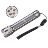 LED solar Torch 6V para Lighting Purpose