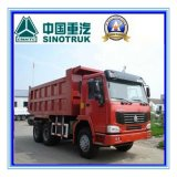Sinotruk HOWO 6 x autocarro con cassone ribaltabile pesante 4 290HP Zz3257m3847W/M