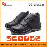 Zapatos de seguridad resistentes químicos resistentes calientes de la explotación minera y de la soldadura