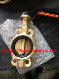 API Bronze Wafer Type Valve papillon