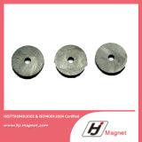Сильный подгонянный магнит NdFeB кольца потребности N52 постоянный с свободно образцом