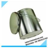1gallon estaño de acero Box_Bucket para las palomitas de empaquetado