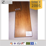 Le vinyle de luxe couvre de tuiles le plancher commercial de planche de vinyle