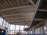 Красивейшая выставка стальной структуры конструкции