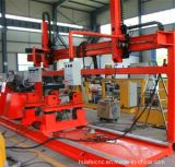 Máquina de soldadura de aço da folha de prova da superfície do rolo