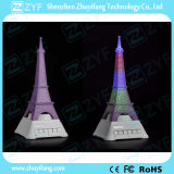 Haut-parleur Bluetooth à LED Tour Eiffel (ZYF3087)