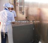 Strumentazione specifica di surgelamento del traforo IQF dei frutti di mare di alta efficienza
