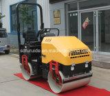 Piccolo costipatore dell'asfalto di Furd: Migliore velocità, più rendimento (FYL-900)