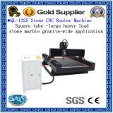 Piedra máquina de grabado de piedra de la máquina fresadora CNC para hacer los monumentos de granito