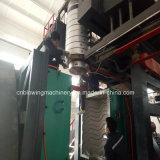 Blasformen bearbeitet Strangpresßling-Maschine 5000L maschinell