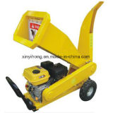 6.5HP Gasoline Powerful Madeira Chipper Shredder & Wood máquina de corte