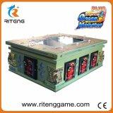 Caza peces juego de tragaperras del casino de la máquina para la venta