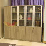 Cabinete de archivo de madera ejecutivo de la cabina de la oficina (HY-W07 y W037)