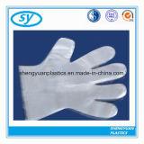 Gants remplaçables du ménage HDPE/LDPE pour le nettoyage