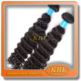 1人の提供者からのブラジルの毛の巻き毛の織り方