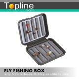 Doppeltes Größen-wasserdichtes Fischen-Plastikfliegen-Kasten