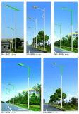 Éclairage sauvegardant de jardin du radiateur DEL de Graphene d'énergie de 70%
