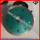 Continuous pointu Diamond Cutting Blades pour Ceramic Tiles