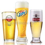 Cristalería de la marca de fábrica famosa/vidrio promocionales del vidrio/cerveza del whisky
