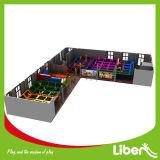 2014 جديدة تصميم يستعمل داخليّ أطفال [ترمبولين] مركز