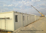 アンゴラProject Prefabricated 20ft Container House