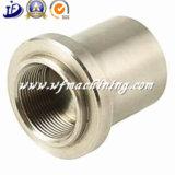 Алюминий точности OEM подвергая механической обработке/бондарь/латунные части CNC блока от механической мастерской