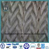 Cuerda marina del polipropileno de la amarradura del barco para la nave
