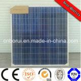 165W Mc4コネクターが付いている多結晶性ケイ素15.6%の効率の太陽モジュールか太陽電池パネル