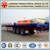 De Tri-Essieux de cargaison de transport remorque de service à plat de camion semi